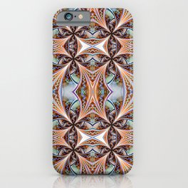 Plaid Insanity iPhone Case