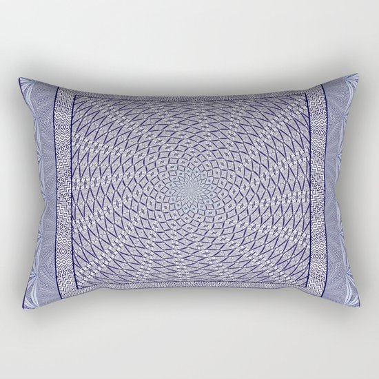 Locomotion Rectangular Pillow