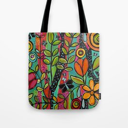A Wish To Fly Tote Bag