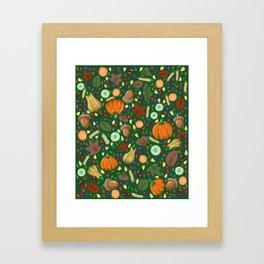 Thanksgiving #2 Framed Art Print