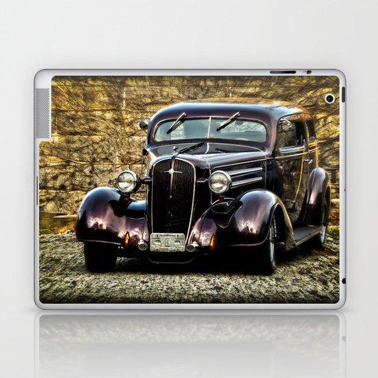 Classic Car Laptop & iPad Skin