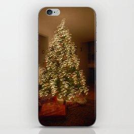 "Christmas Tree - ""S"" iPhone Skin"