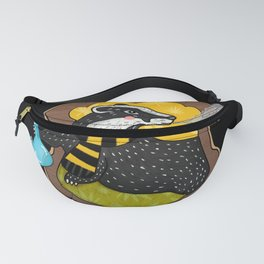 Huff A Puff Fanny Pack