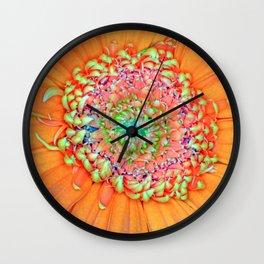 Daisy Tones Wall Clock