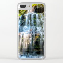 Beauty nature Clear iPhone Case