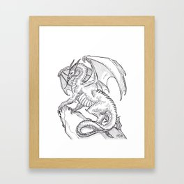 The Nightstalker Framed Art Print