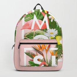 SUMMER of 17 Backpack