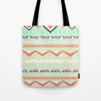 native Tote Bags featuring Native by Nika