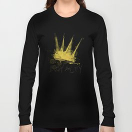 Royalty Long Sleeve T-shirt