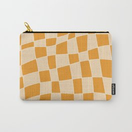 Abstract mosaic tile 136 Carry-All Pouch