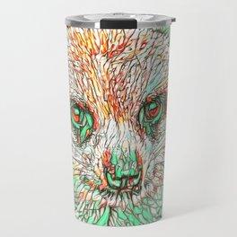 ColorMix Meerkat 2 Travel Mug