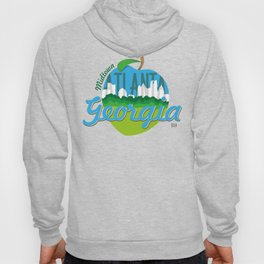 Midtown Atlanta Georgia Hoody