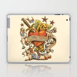 Heart Breakers Laptop & iPad Skin