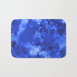 Blue Void Bath Mat