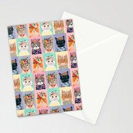 Cat land Stationery Cards
