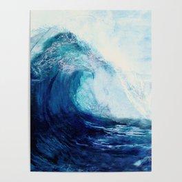 Waves II Poster