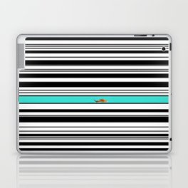 Goldfish Love  Laptop & iPad Skin
