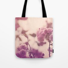Summer Botanical Tote Bag