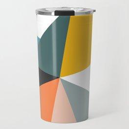 Modern Geometric 36 Travel Mug