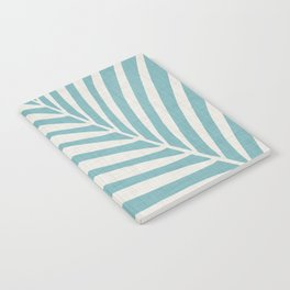 Vintage Palm Frond Notebook
