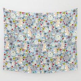 Bunny Rabbits Wall Tapestry