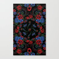 russian Canvas Prints featuring Russian Style by Eduardo Doreni