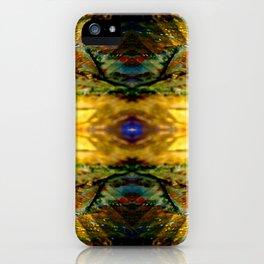 God's eye iPhone Case