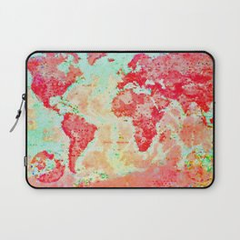 Oh, The Places We'll Go... Laptop Sleeve