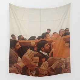 Prisoners Of Faith Wall Tapestry