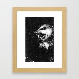 DARK PT 12 Framed Art Print