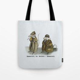 Sherlock Holmes wisdom Tote Bag