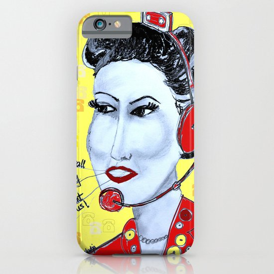 Your call is very important to us! iPhone & iPod Case