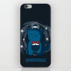 Geronimeow iPhone & iPod Skin