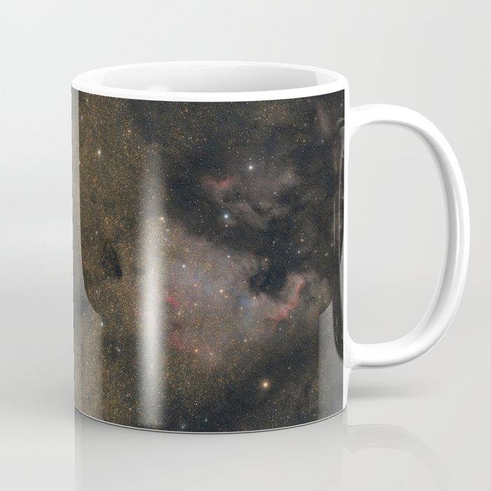 North American Nebula. Coffee Mug