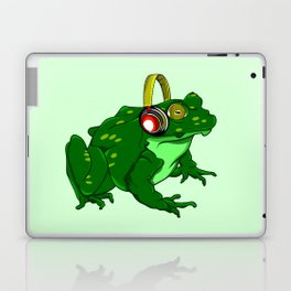 Bullfrog Laptop & iPad Skin