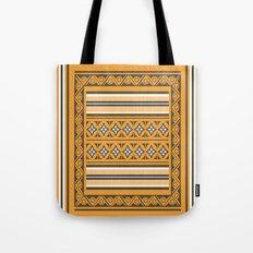 Maldivian Traditional Mat Tote Bag
