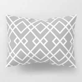 University of Alabama colors trendy patterns minimal pattern college football sports Pillow Sham