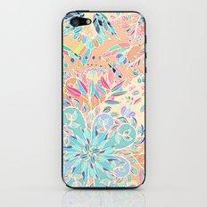 Paradise Doodle iPhone & iPod Skin