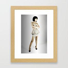 Nikita Framed Art Print