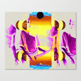 King's X Canvas Print