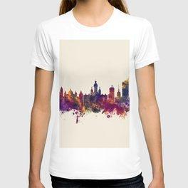 Leipzig Germany Skyline T-shirt