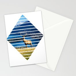 who ya lookin at Stationery Cards
