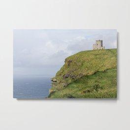 Ireland castle Metal Print