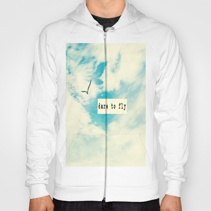 Dare to Fly II Hoody