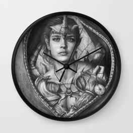 Súcubo Wall Clock