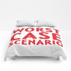 Worst Case Scenario Comforters