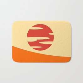 Samurai Champloo- Sunset Bath Mat