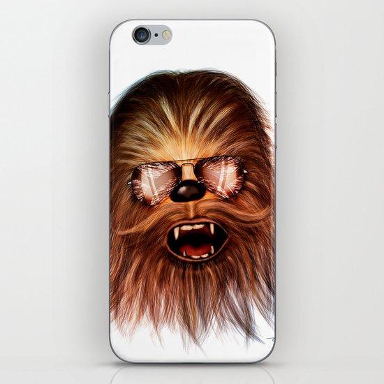 STAR WARS CHEWBACCA iPhone & iPod Skin