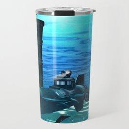 Awesome submarine Travel Mug