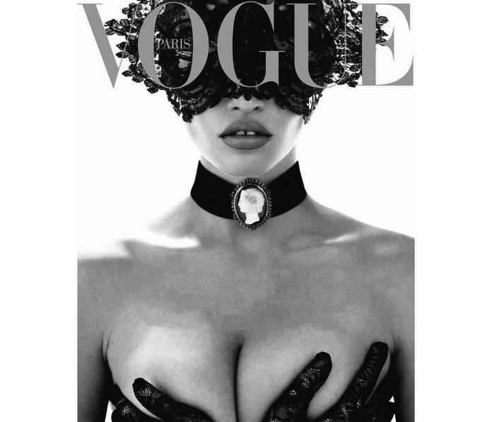 Fashion Photography VOGUE Paris Fashion Print More Issues Than Vogue Fashionista Fashion Wall Art Travel Mug